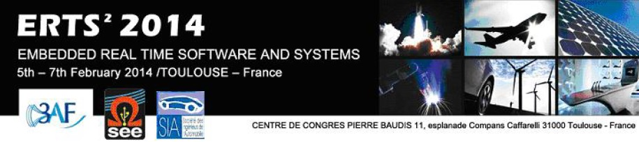 Proceeding of the 7th European Congress on Embedded Real Time Software and Systems